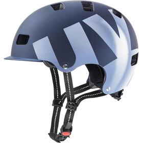 UVEX HLMT 5 Bike Pro Casque, dark blue mat